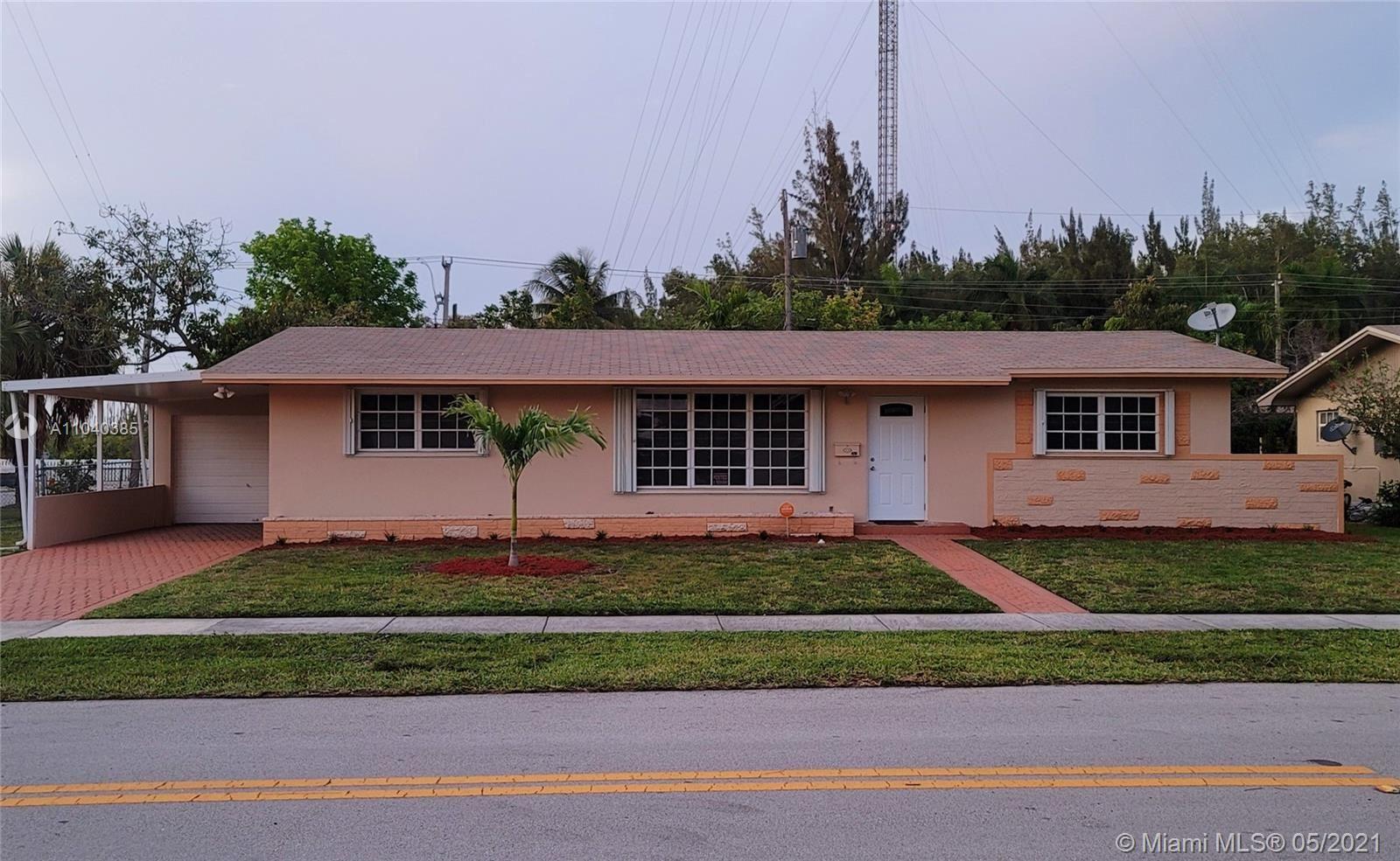 361 NW 206th Ter, Miami Gardens, FL 33169 - #: A11040385