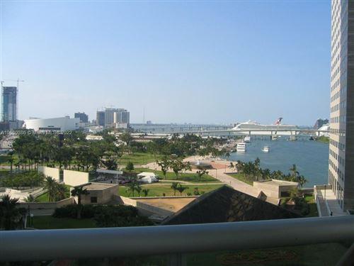 Photo of 325 S Biscayne Blvd #3524, Miami, FL 33131 (MLS # A10880386)