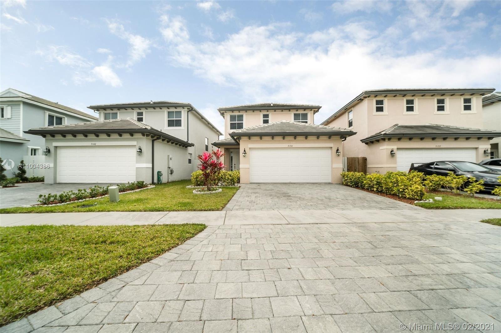 3136 SE 2nd Dr, Homestead, FL 33033 - #: A11004386