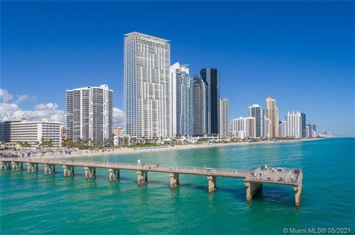 Photo of 16901 Collins Ave #3905, Sunny Isles Beach, FL 33160 (MLS # A10440387)