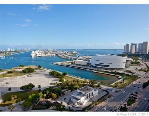 Photo of 1040 Biscayne Blvd #2203, Miami, FL 33132 (MLS # A10754387)