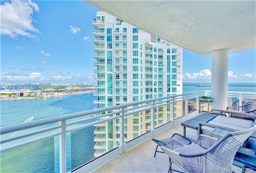 Photo of 901 Brickell Key Blvd #3408, Miami, FL 33131 (MLS # A10934387)