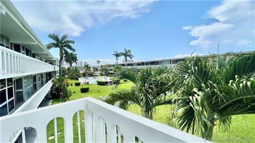 Photo of 161 NE 10th Ave #16C, Hallandale Beach, FL 33009 (MLS # A11077387)