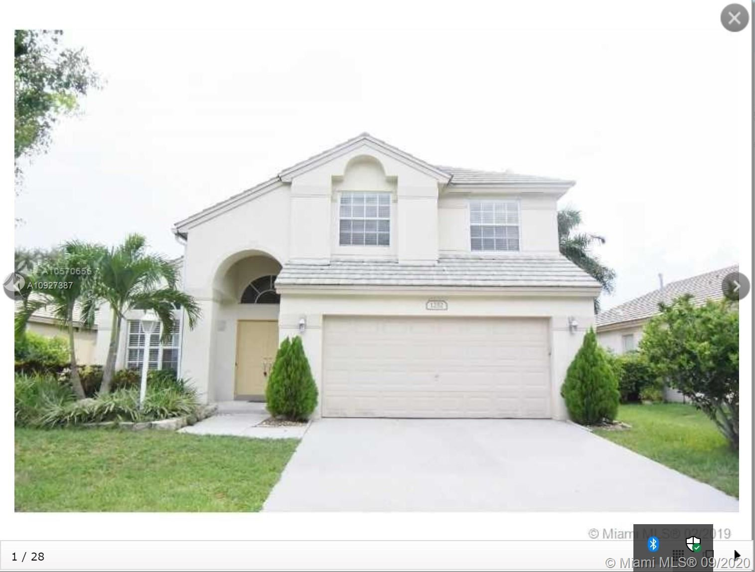 Photo of 1252 NW 143rd Ave, Pembroke Pines, FL 33028 (MLS # A10927387)