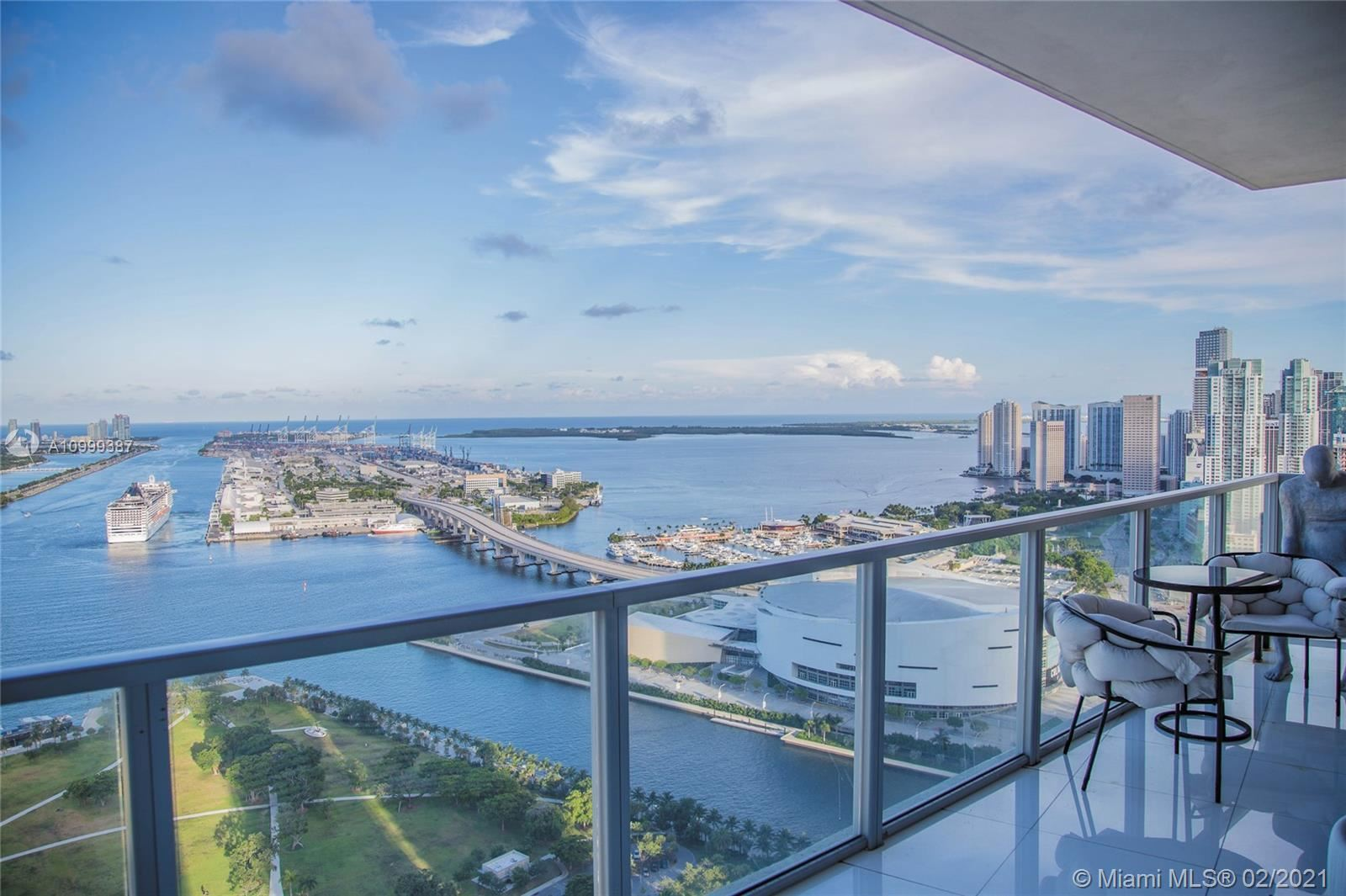 1100 Biscayne Blvd #4201, Miami, FL 33132 - #: A10999387