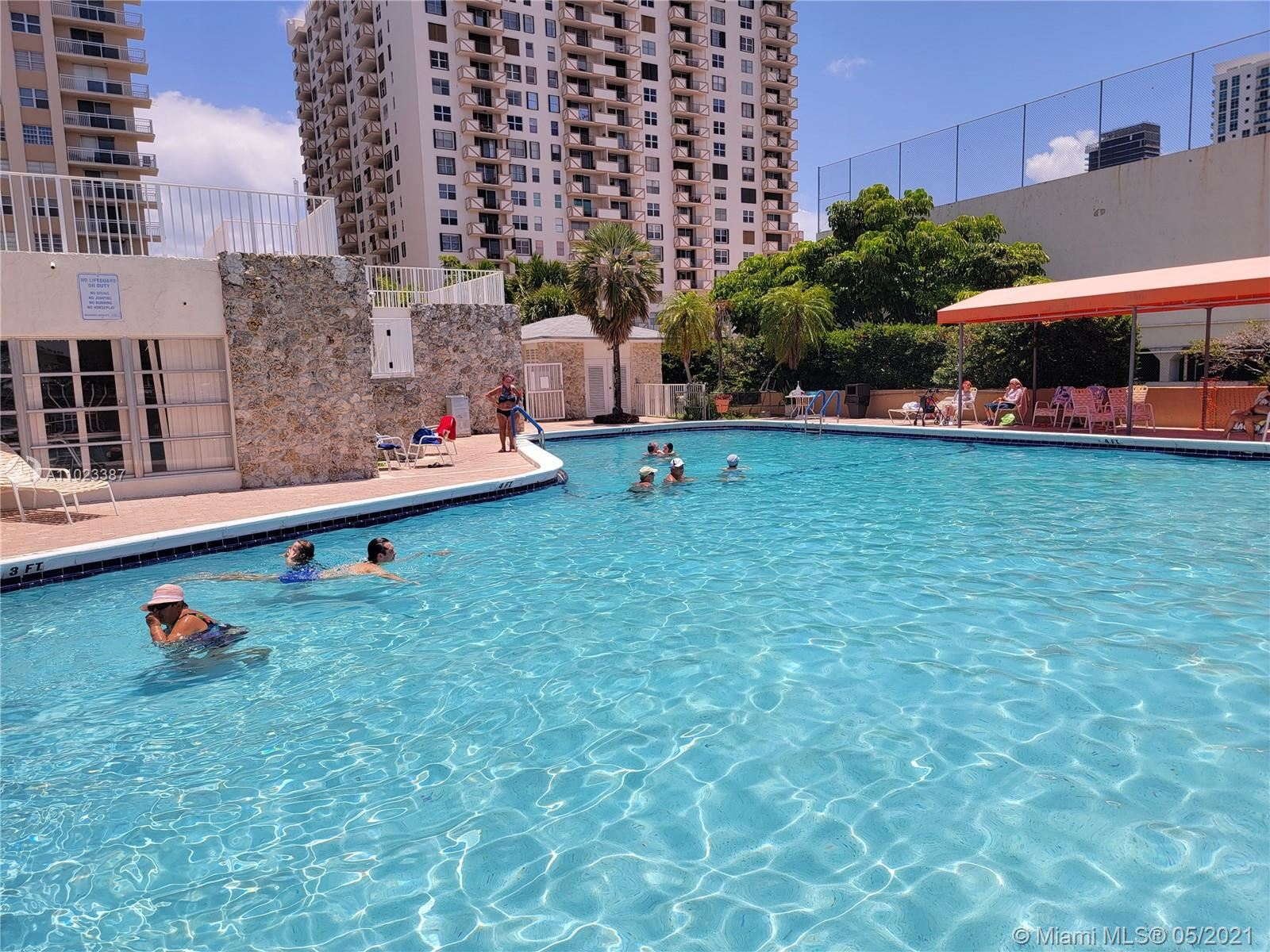 1833 S Ocean Dr #1607, Hallandale Beach, FL 33009 - #: A11023387