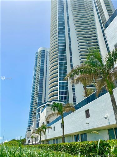 Photo of 16001 Collins Ave #3703, Sunny Isles Beach, FL 33160 (MLS # A10610388)