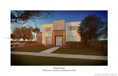 Photo of Listing MLS a10769388 in 728 Navarre Ave Coral Gables FL 33134