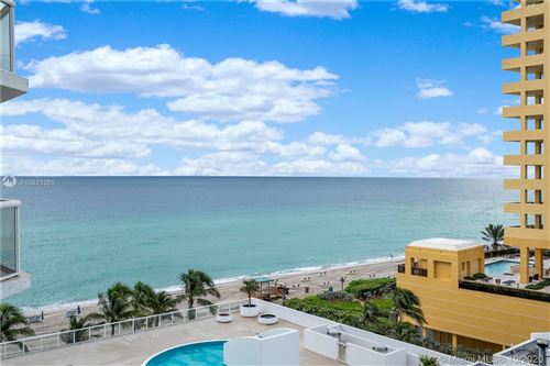 Photo of 16425 Collins Ave #712, Sunny Isles Beach, FL 33160 (MLS # A10893388)