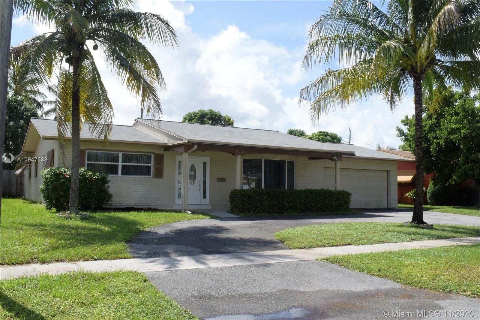 5018 Harrison St, Hollywood, FL 33021 - #: A10947388