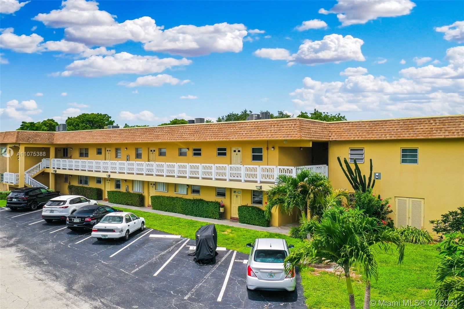 Photo of 5130 SW 40th Ave #24B, Dania Beach, FL 33314 (MLS # A11075388)