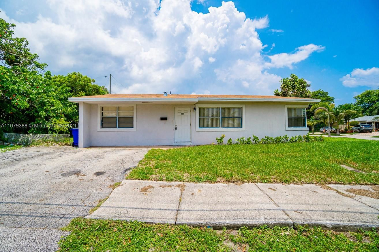 521 SW 15th St, Deerfield Beach, FL 33441 - #: A11079388