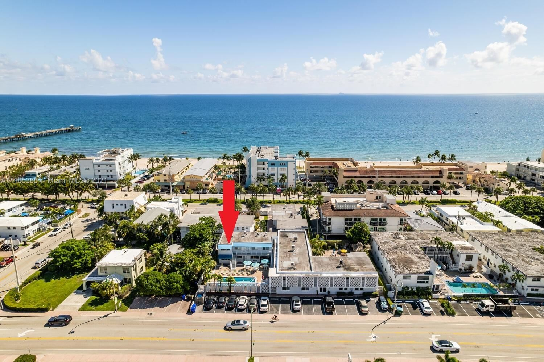 Photo of 4228 N Ocean Dr #12, Lauderdale By The Sea, FL 33308 (MLS # A11105388)