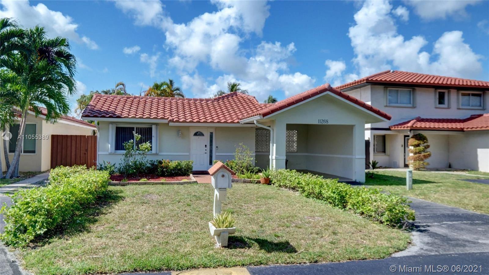 11268 SW 73rd Ter, Miami, FL 33173 - #: A11055389