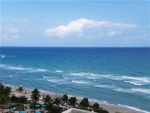 Foto de inmueble con direccion 3901 S Ocean Dr #12B Hollywood FL 33019 con MLS A10816390