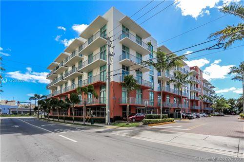 Photo of 2100 Van Buren St #506, Hollywood, FL 33020 (MLS # A10818390)