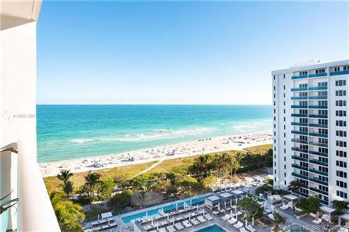 Photo of 102 24th St #1410, Miami Beach, FL 33139 (MLS # A10821390)