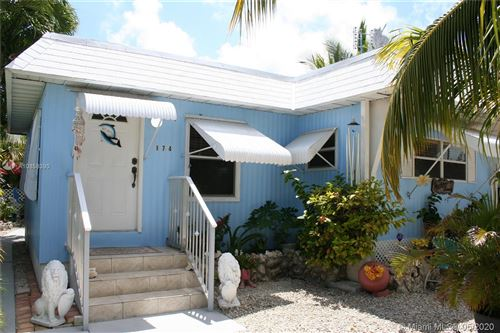 Photo of Listing MLS a10858390 in 174 Second Ct Key Largo FL 33037