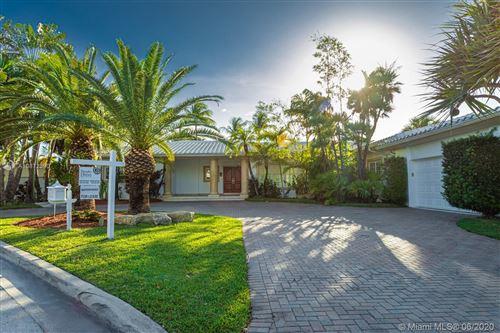 Photo of 9176 Bay Dr, Surfside, FL 33154 (MLS # A10872390)