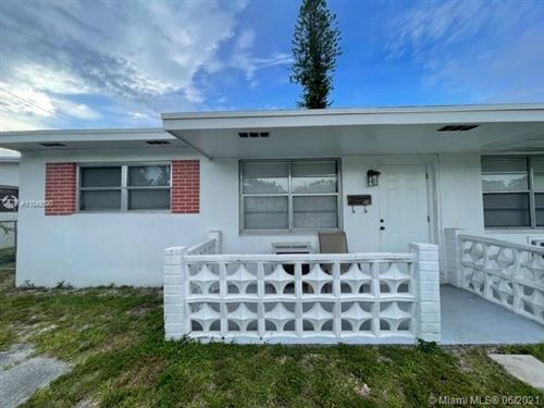 Photo of 5817 Cleveland St, Hollywood, FL 33021 (MLS # A11049390)
