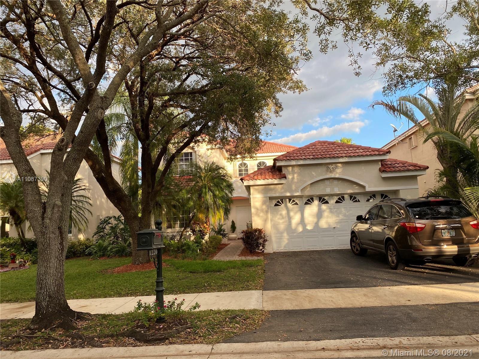1220 Bayview Cir, Weston, FL 33326 - #: A11087390