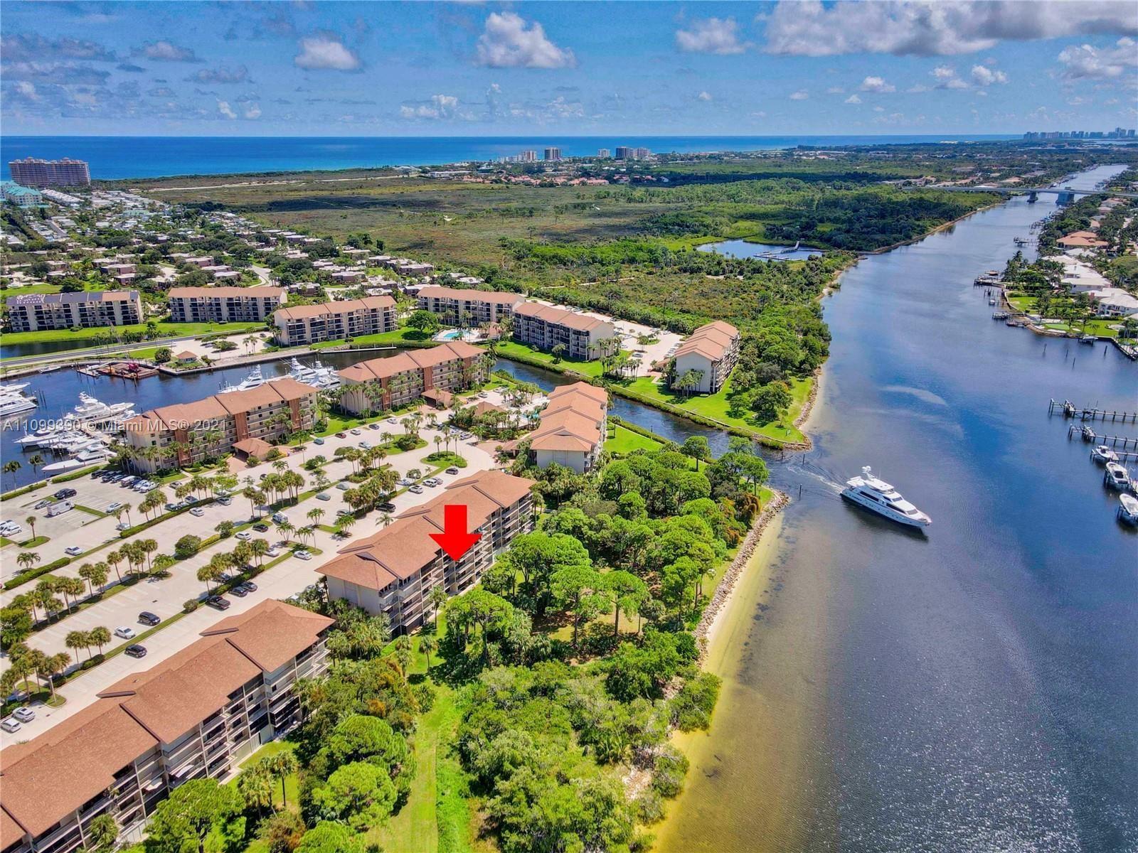 Photo of 2101 W Marina Isle Way #304, Jupiter, FL 33477 (MLS # A11099390)