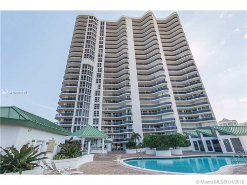 Photo of 16711 Collins Ave #2404, Sunny Isles Beach, FL 33160 (MLS # A10603391)