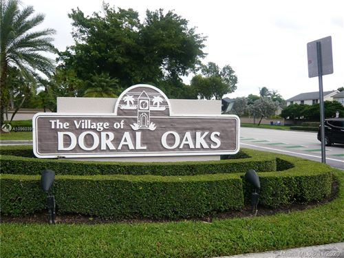 Photo of 9805 NW 52nd St #109, Doral, FL 33178 (MLS # A10960391)