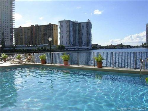 Photo of 17600 N Bay Rd #N508, Sunny Isles Beach, FL 33160 (MLS # A11002391)