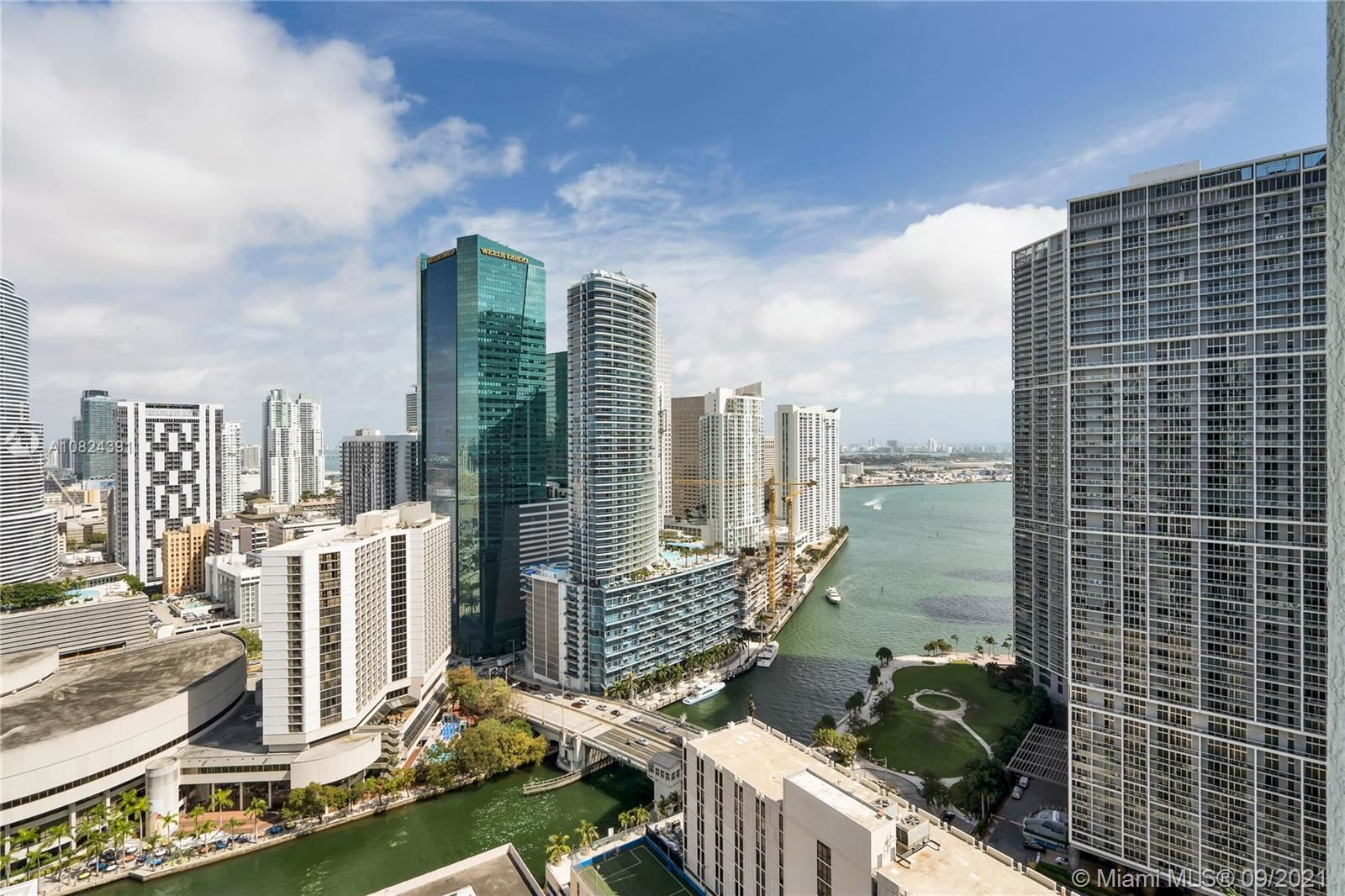55 SE 6th St #3601, Miami, FL 33131 - #: A10824391