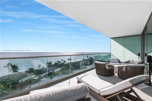 Photo of 10201 Collins Ave #703, Bal Harbour, FL 33154 (MLS # A10800392)