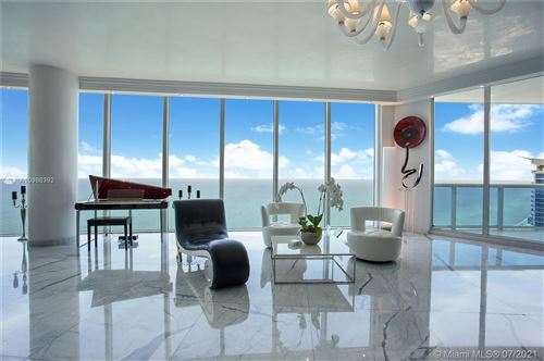 Photo of 2711 S Ocean Dr #3905, Hollywood, FL 33019 (MLS # A10986392)
