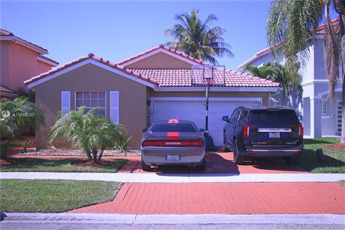 Photo of 4810 SW 153rd Ter, Miramar, FL 33027 (MLS # A10988392)