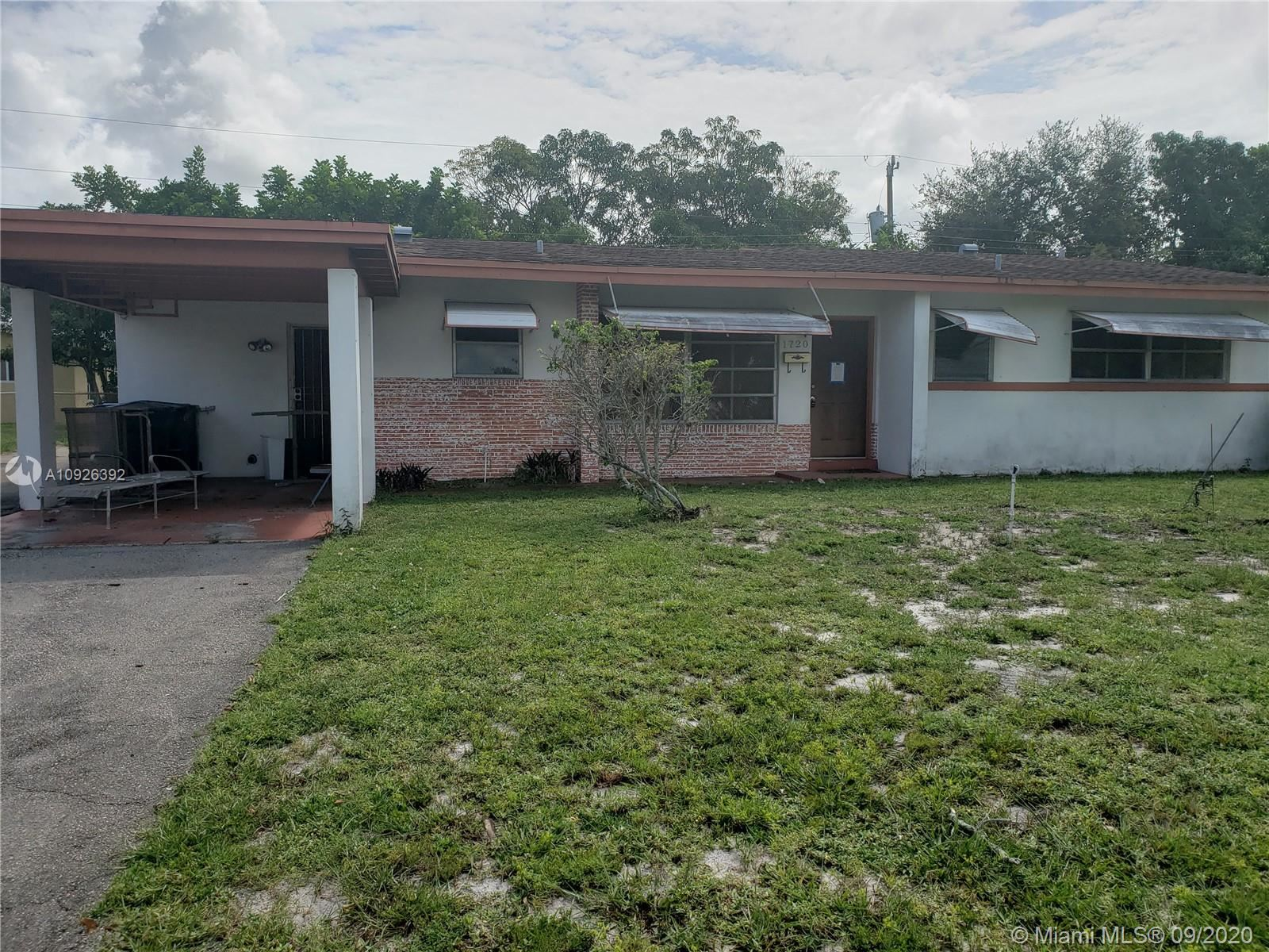 1720 NW 28th Ave, Fort Lauderdale, FL 33311 - #: A10926392