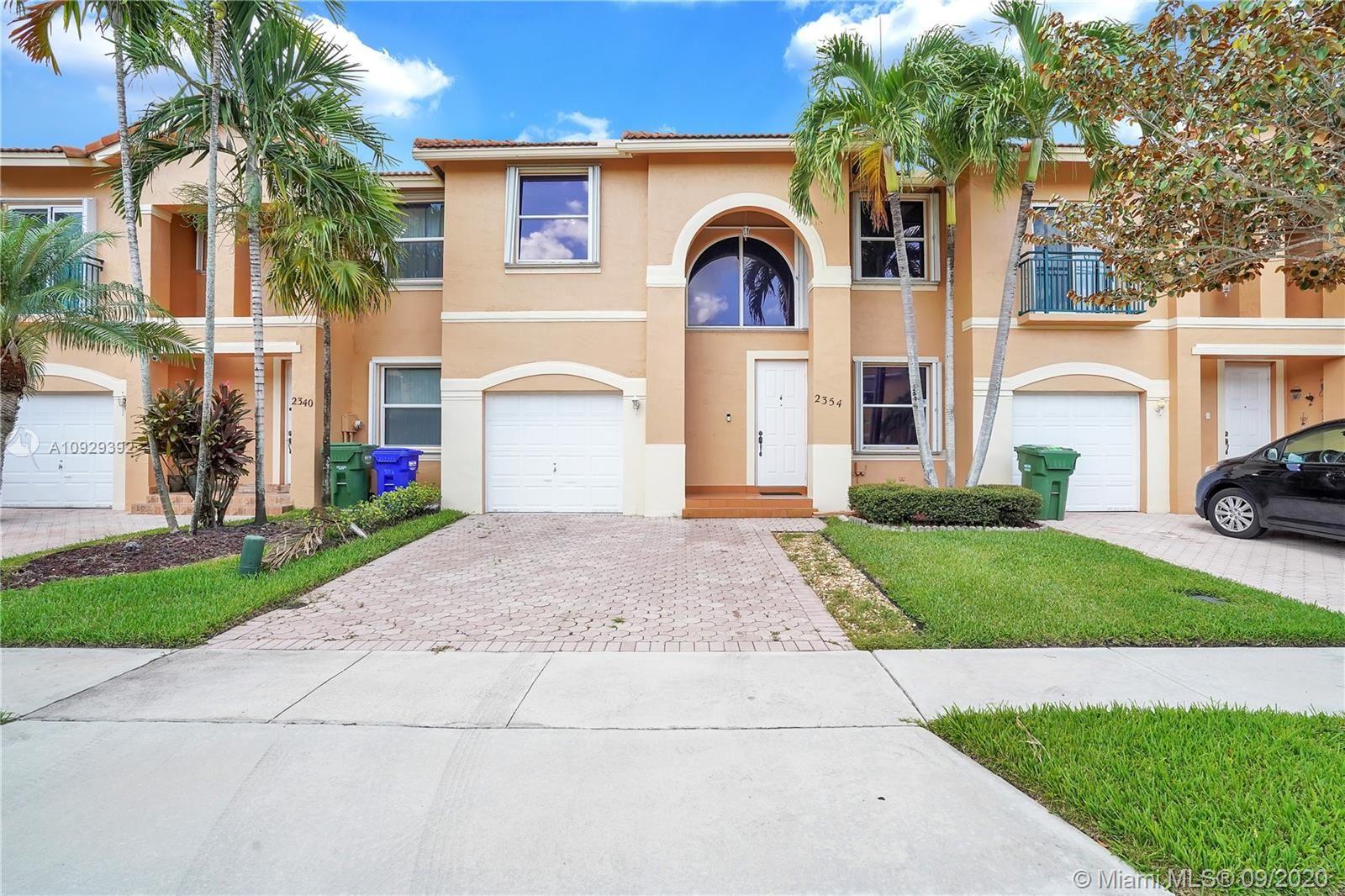 2354 NW 161st Ave #., Pembroke Pines, FL 33028 - #: A10929392