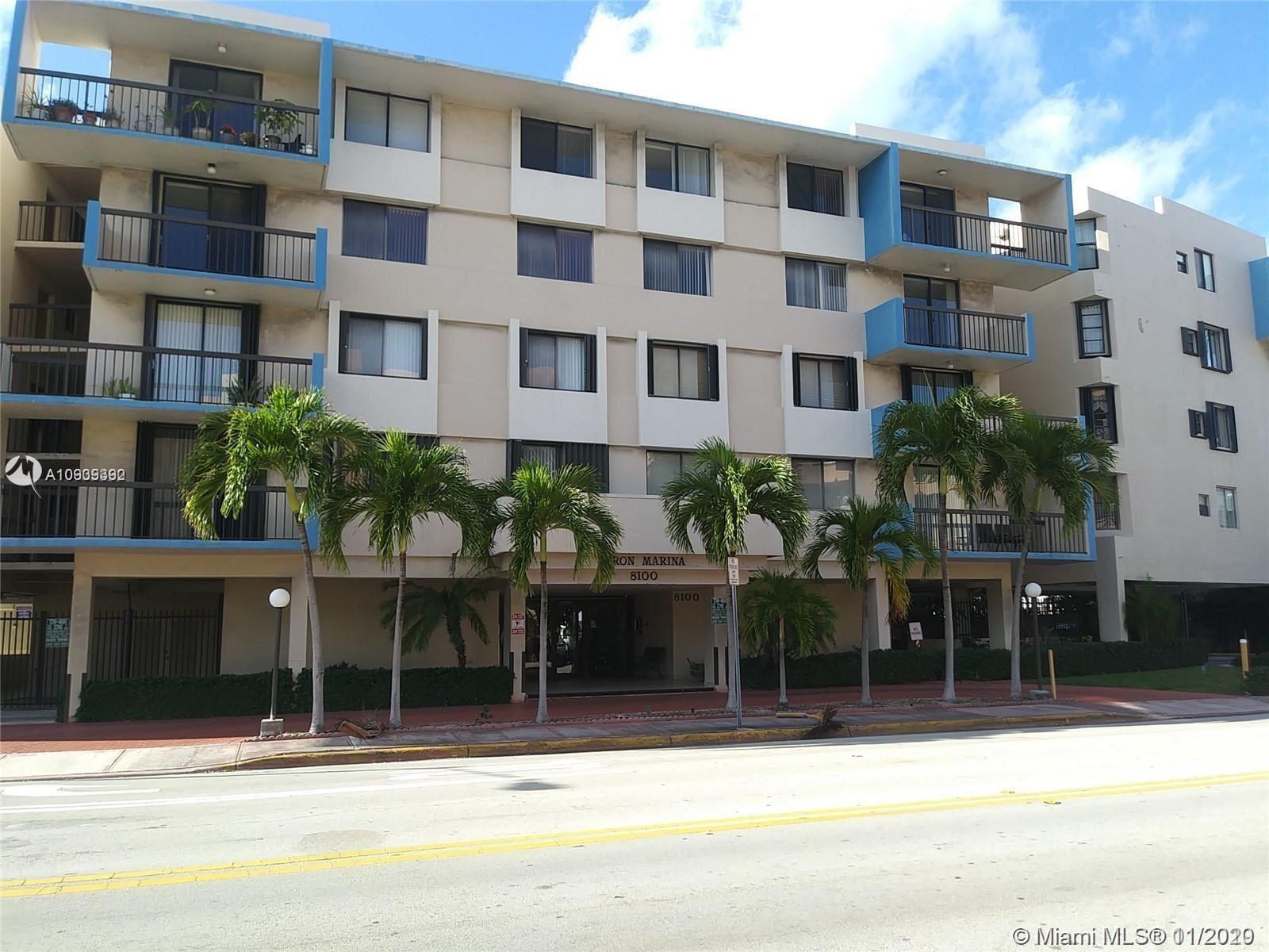 8100 Byron Ave #409, Miami Beach, FL 33141 - #: A10939392