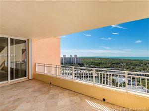 Photo of 799 Crandon Blvd #1506, Key Biscayne, FL 33149 (MLS # A10414393)