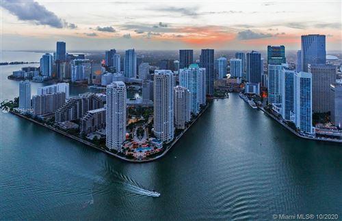 Photo of 520 Brickell Key Dr. #A1604, Miami, FL 33131 (MLS # A10934393)