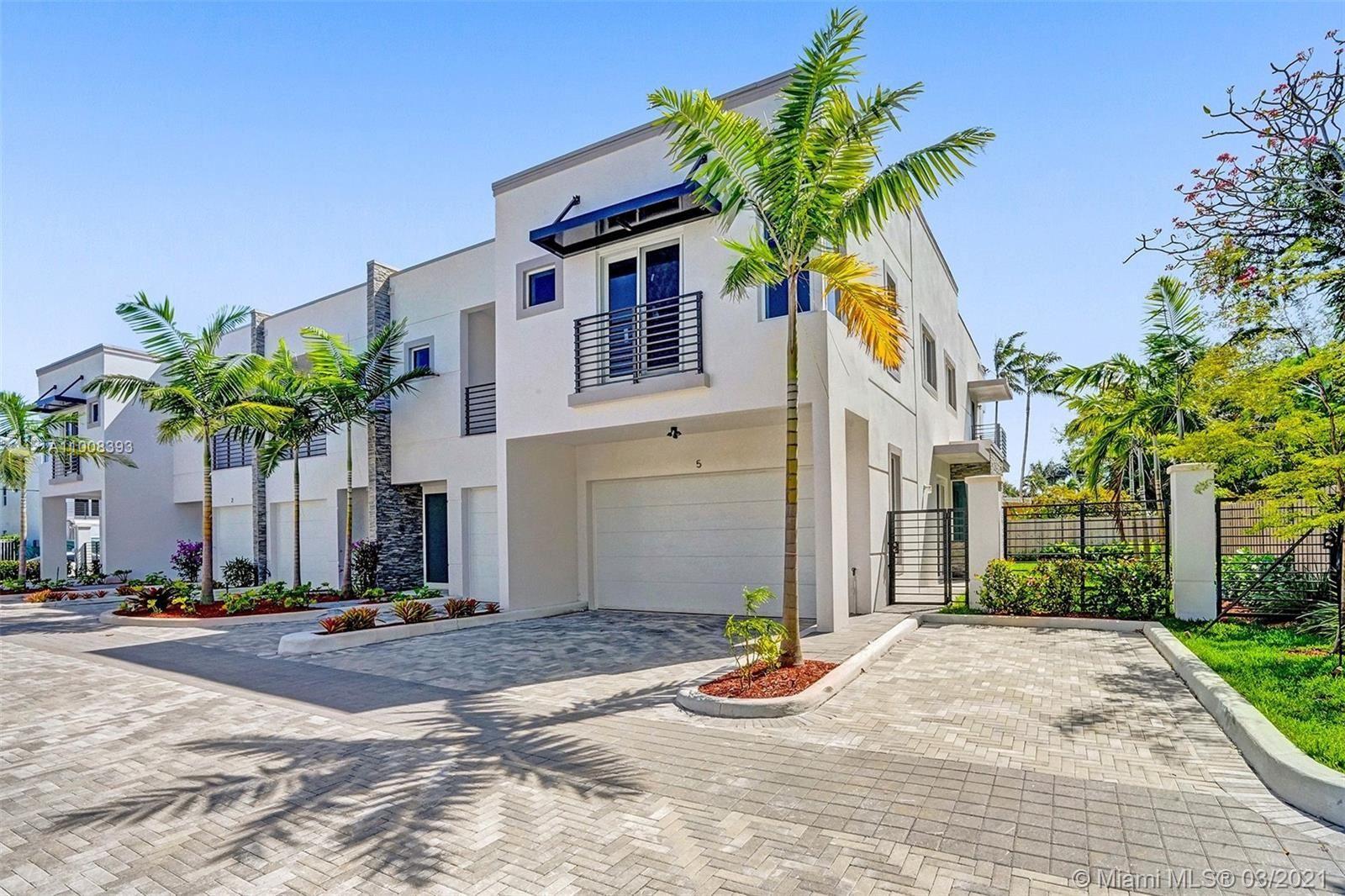 815 NE 17th Ave #5, Fort Lauderdale, FL 33304 - #: A11008393