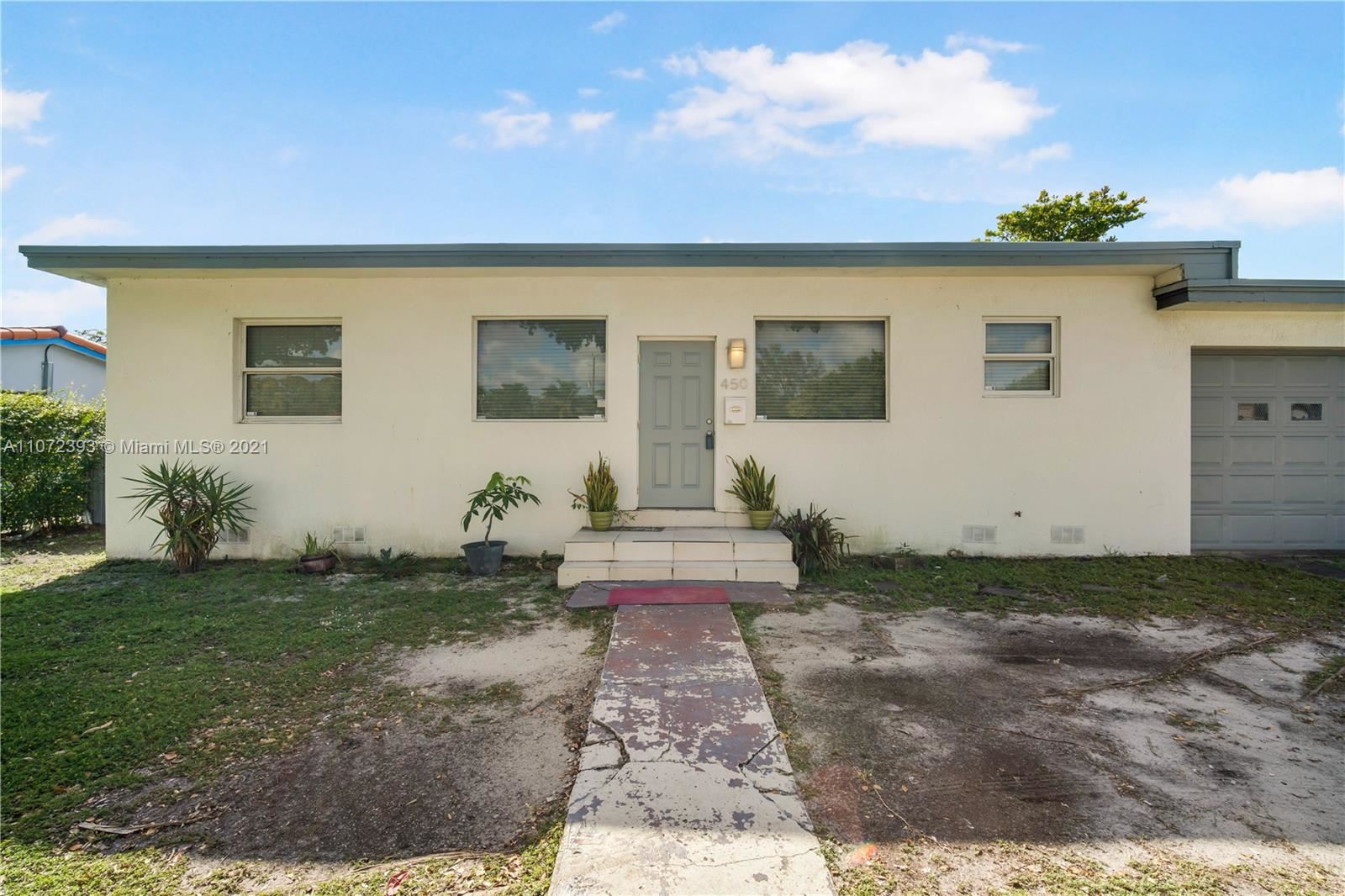 Photo of 450 NW 125 St, North Miami, FL 33168 (MLS # A11072393)