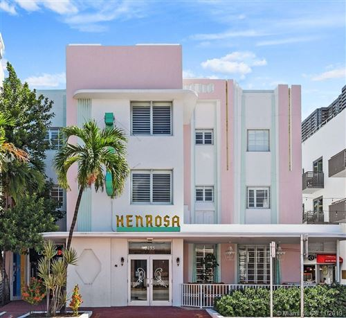 Photo of 1435 Collins Ave, Miami Beach, FL 33139 (MLS # A10755394)