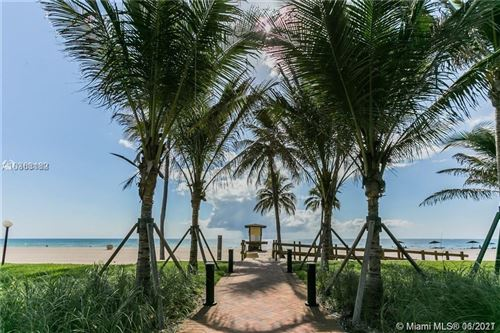 Photo of 1600 S Ocean Dr #3G, Hollywood, FL 33019 (MLS # A10928394)