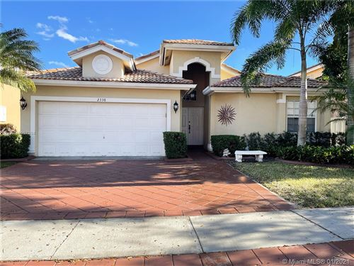 Photo of 2338 NW 139th Ave, Sunrise, FL 33323 (MLS # A10987394)
