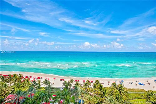 Photo of 17749 Collins Ave #802, Sunny Isles Beach, FL 33160 (MLS # A11056394)