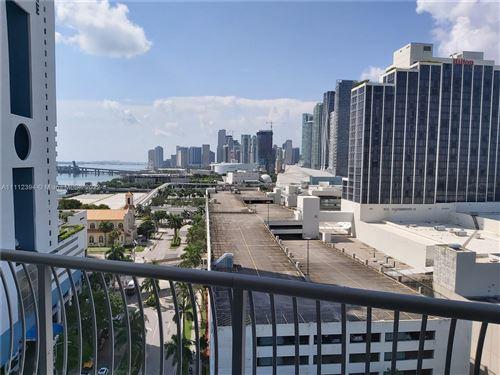 Photo of 1750 N Bayshore Dr #1712, Miami, FL 33132 (MLS # A11112394)