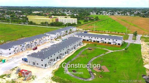 Photo of 1253 NW 4 LN #1253, Florida City, FL 33034 (MLS # A10947395)