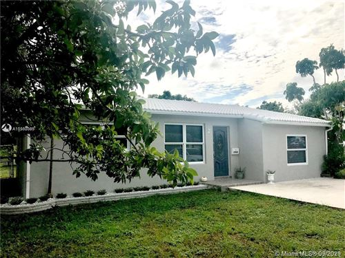 Photo of 1922 Hayes St, Hollywood, FL 33020 (MLS # A11100395)