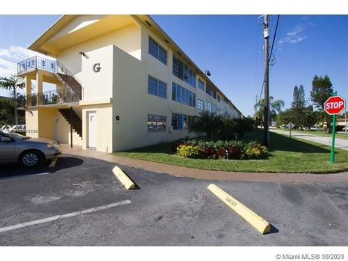 Photo of 2810 NE 201st Ter #G323, Aventura, FL 33180 (MLS # A11103395)