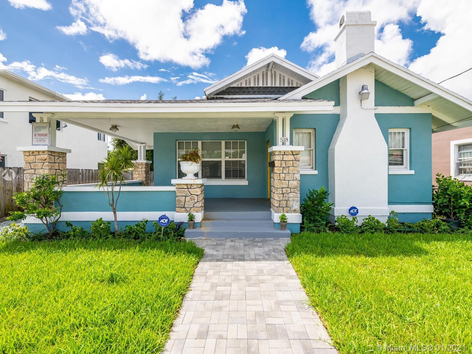 518 NE 71st St, Miami, FL 33138 - #: A10991395