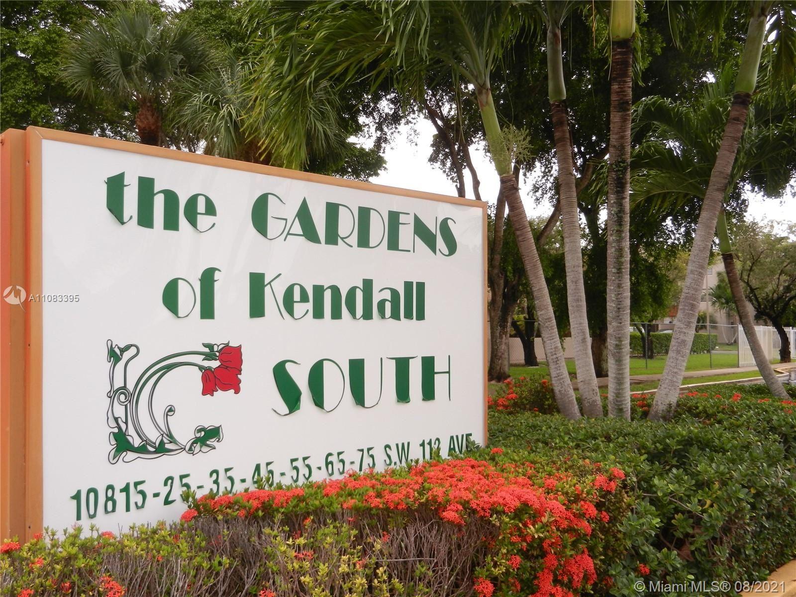 10875 SW 112th Ave #204, Miami, FL 33176 - #: A11083395